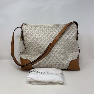 Michael Kors Crosby Large Shoulder Bag